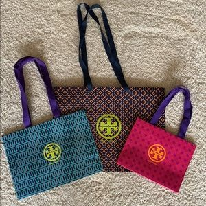 Tory Burch Bag Lot (3) - All included